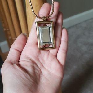 NWT Coach necklace